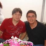 Lançamento do Turmas em BH - com Leo Cunha