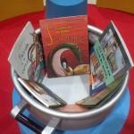 Programa ABZ do Ziraldo - Livros na Panela