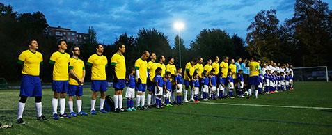 Jogo Pindorama FC Off-Flip Agosto 2014