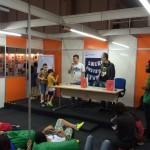 Lançamento Rabiscos - Salão FNLIJ 2014
